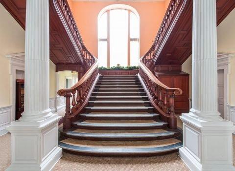 Beechmount - staircase